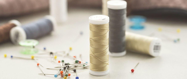 fashion upcycling naald en draad