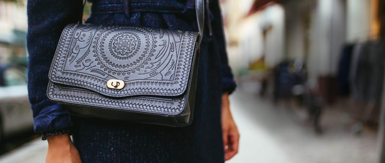 Trendiga handväskor Taschenherz