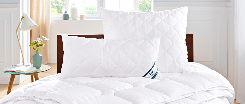 Komfortable Bettdecken