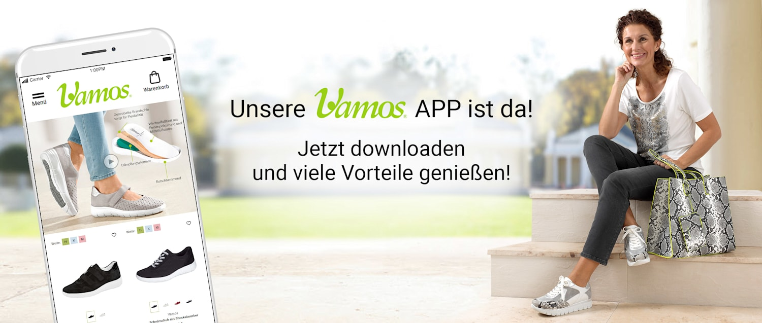 Vamos APP zum download