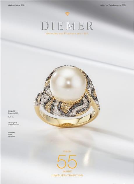 Der neue DIEMER Katalog