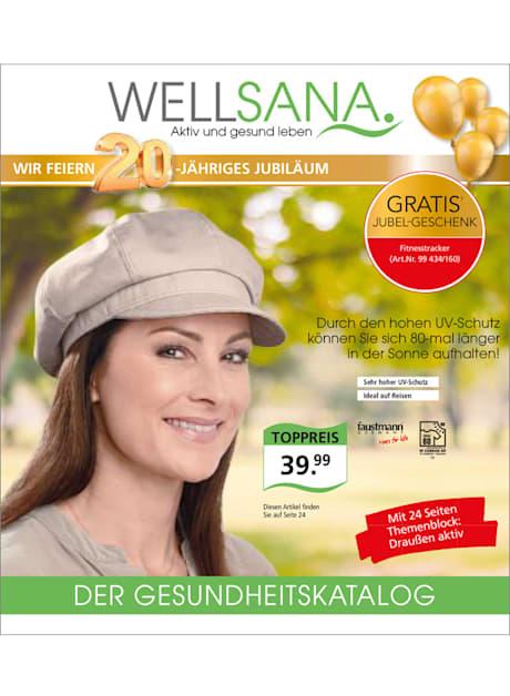 Der neue WELLSANA-Katalog