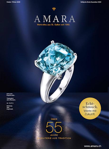 Der neue AMARA Katalog
