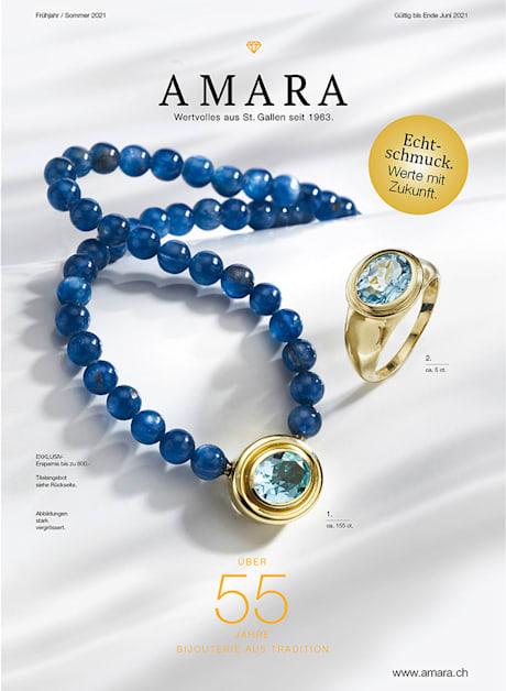 Le nouveau catalogue AMARA