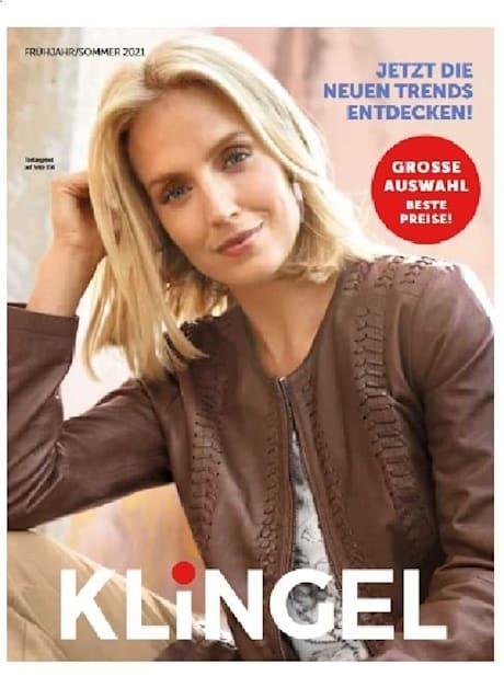 Nový KLiNGEL katalog