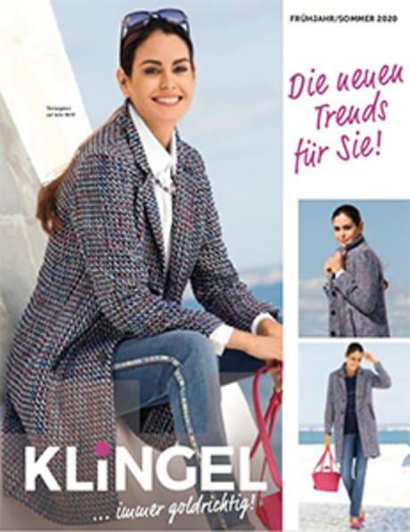 Der aktuelle KLINGEL Katalog