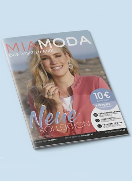 Der neue MIAMODA Katalog