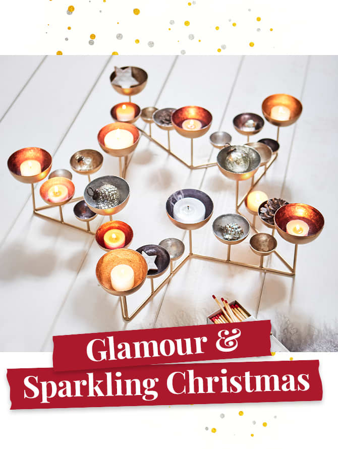 Weihnachtswelt - Glamour Christmas