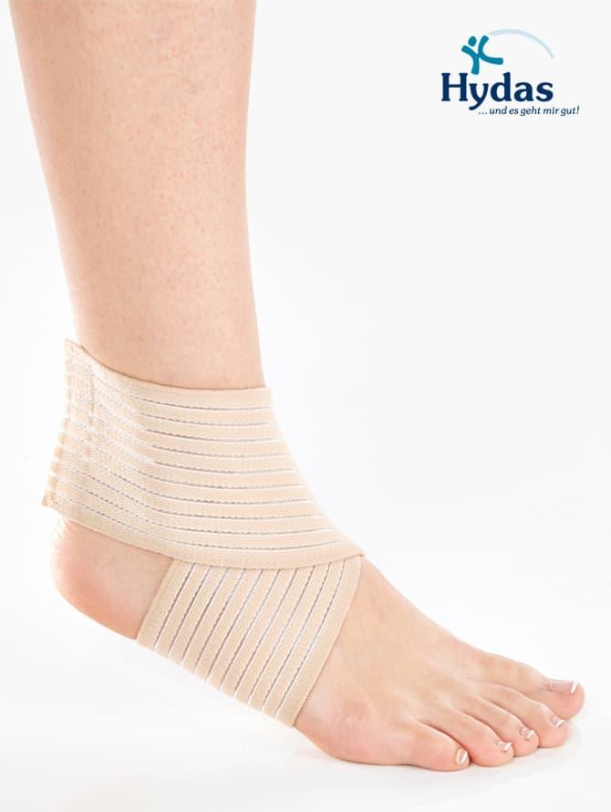 Bandagen für Hand, Fuß und Knie | WELLSANA