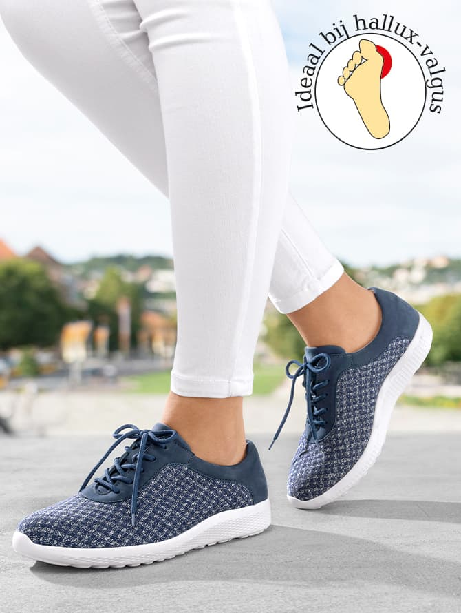 hallux valgus schoenen