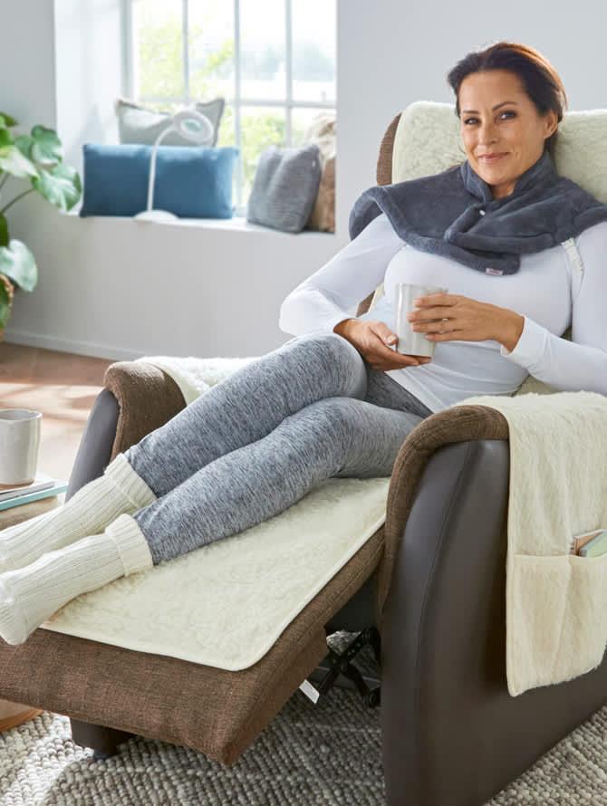 Produkte für Wärme und Entspannung | WELLSANA
