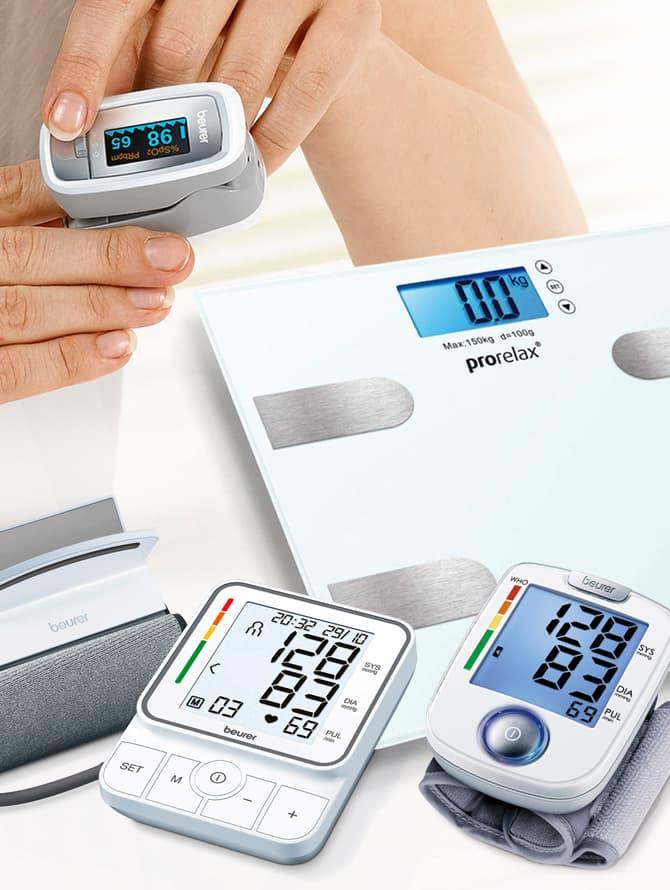 Messgeräte – nützliche Helfer für Ihre Gesundheit
