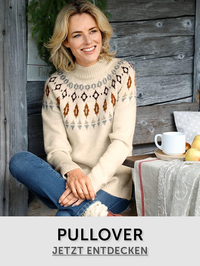 Damen Pullover Strick