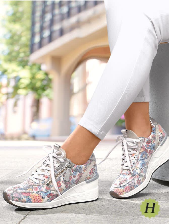 Largeurs des chaussures H