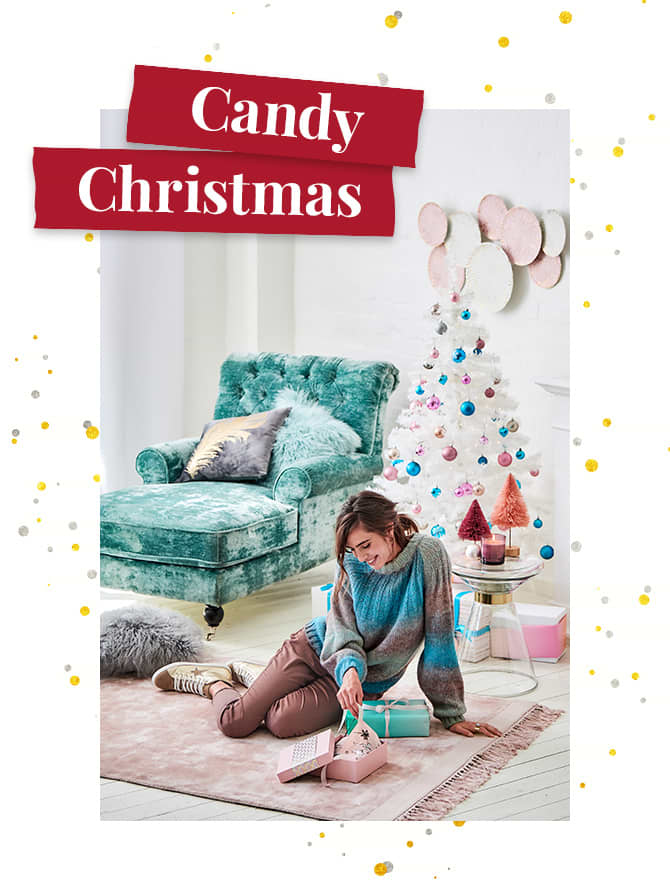Weihnachtswelt - Candy Christmas