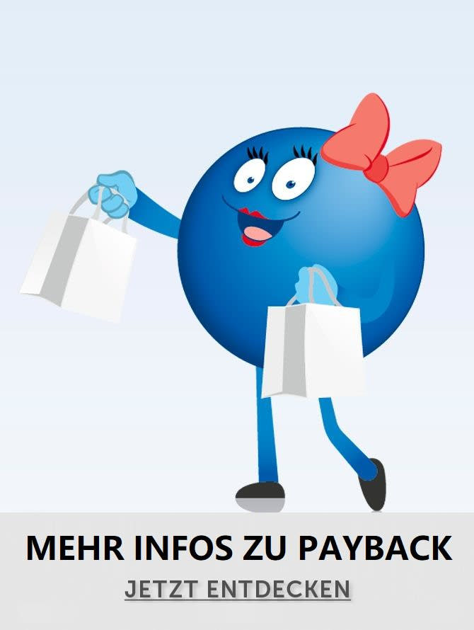Kleingel bei Payback
