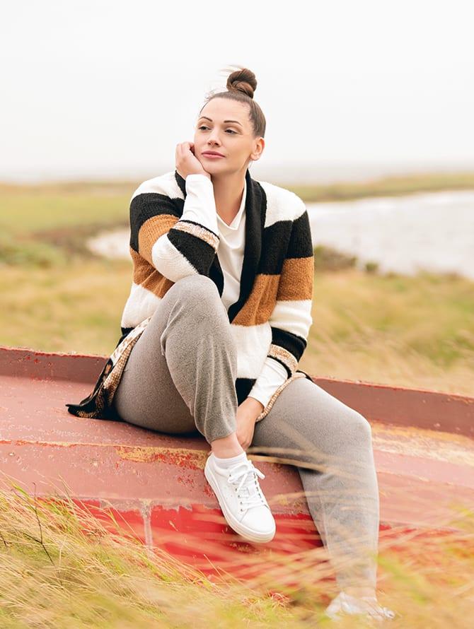 MIAMODA Große Größen Outfit Silvana Denker