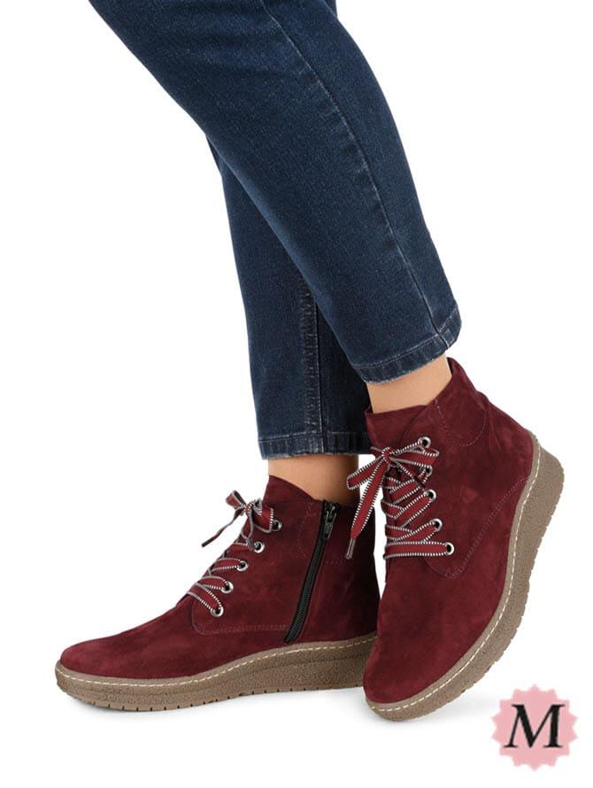 Schuhe in Weite M