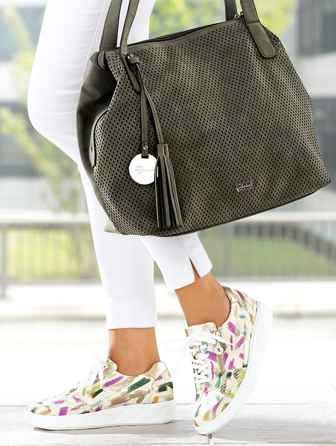 Die perfekten Duo´s: Schuhe & Handtaschen