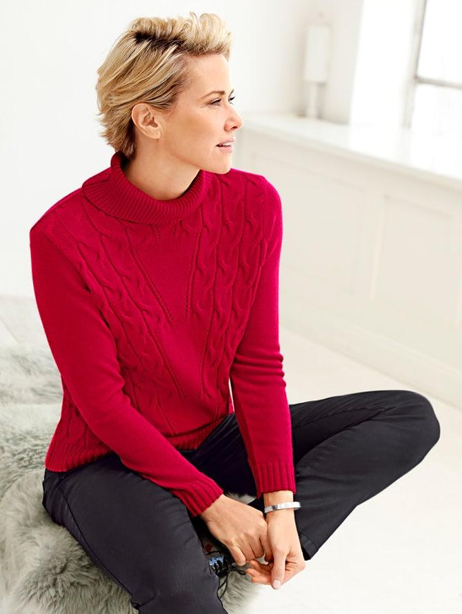 Adopter la mode femme en rouge