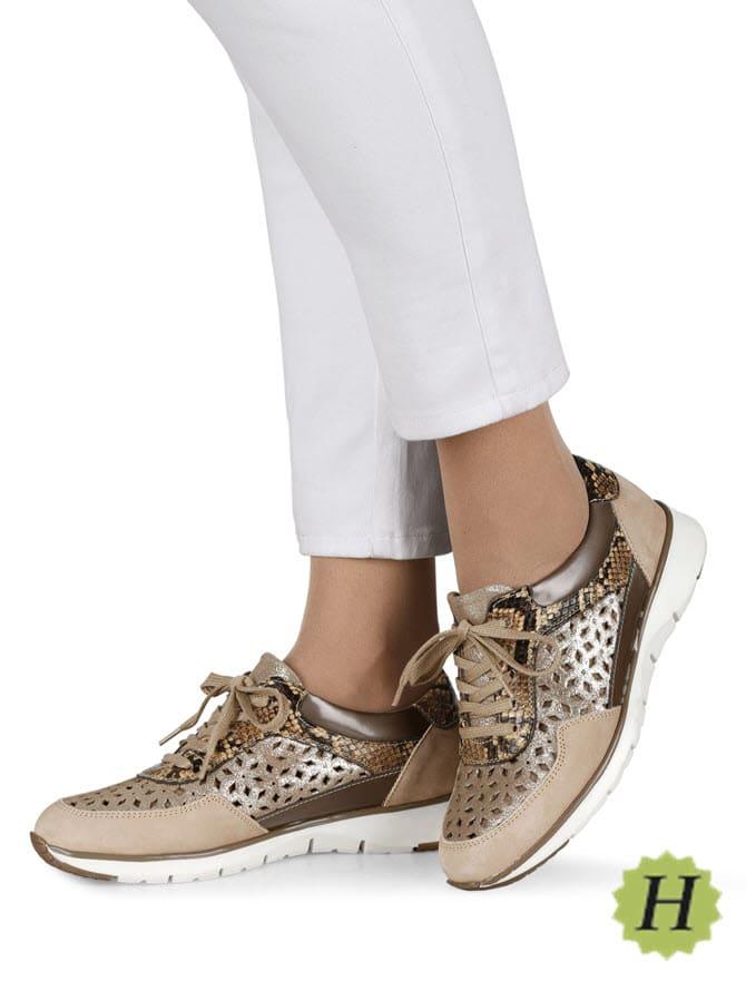 Schuhe in Weite H