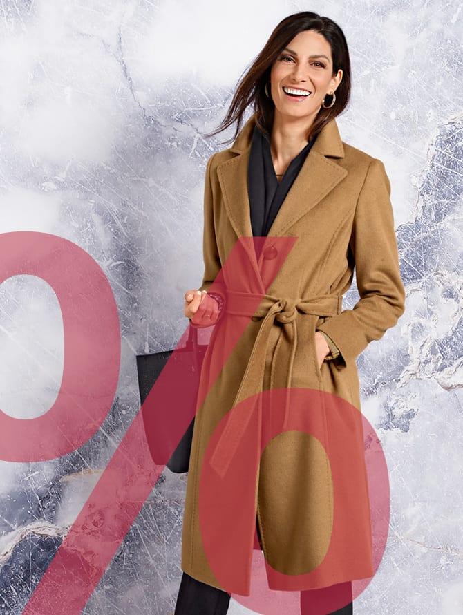 Shop our on-sale coats