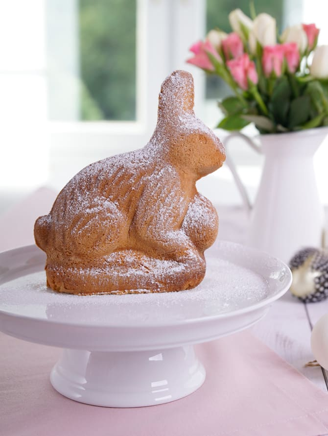 Wellsana Ostern Backen