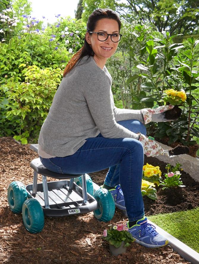 Aides pour le jardin | WELLSANA
