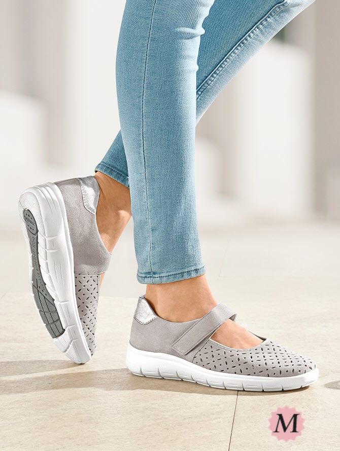 Tous les modèles en largeur de chaussures M