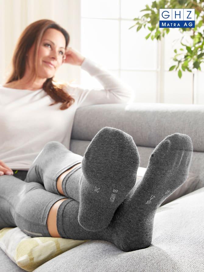WELLSANA | Des chaussettes & des collants dans la meilleure qualité pour les pieds exigeants