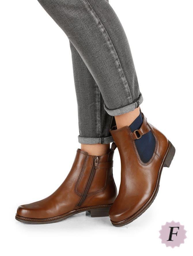 Damenschuhe in Schuhweite F