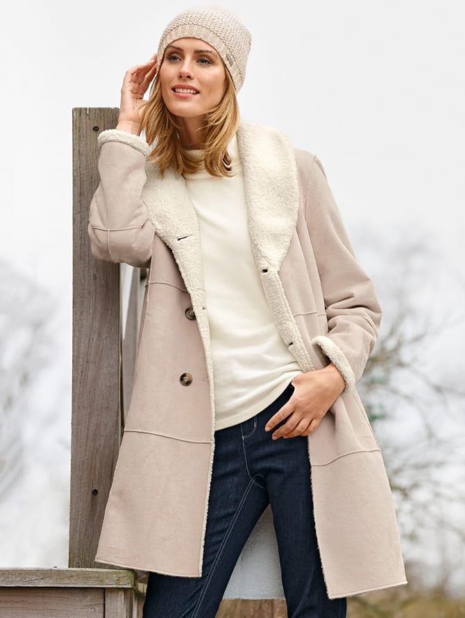 Shop women's coats at MONA