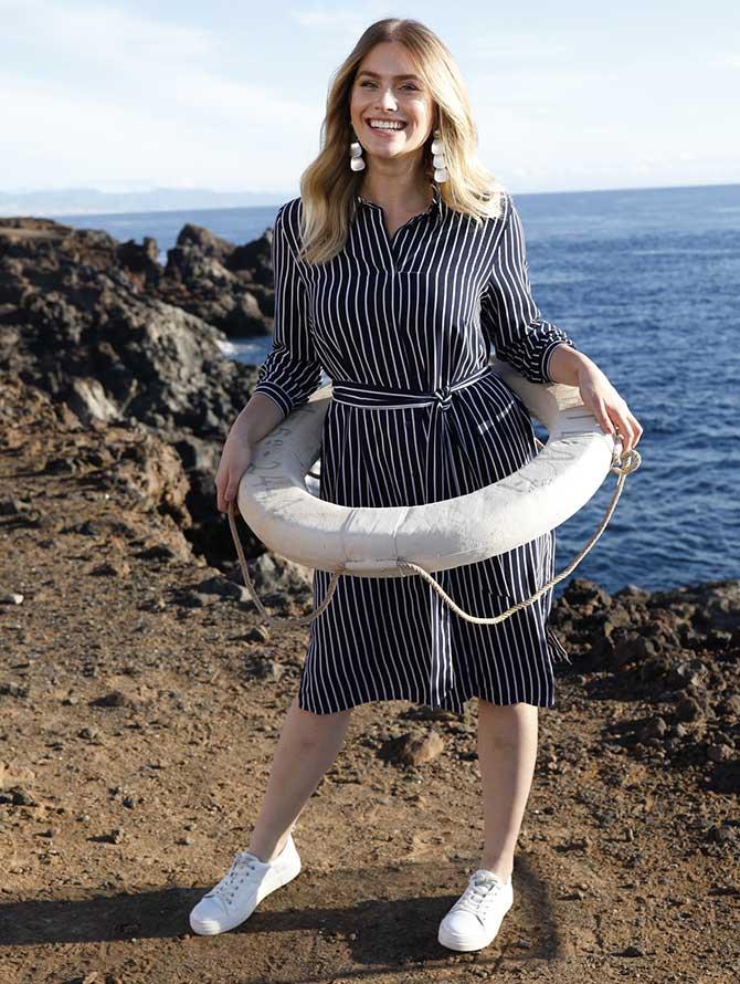 Maritime Styles für Damen