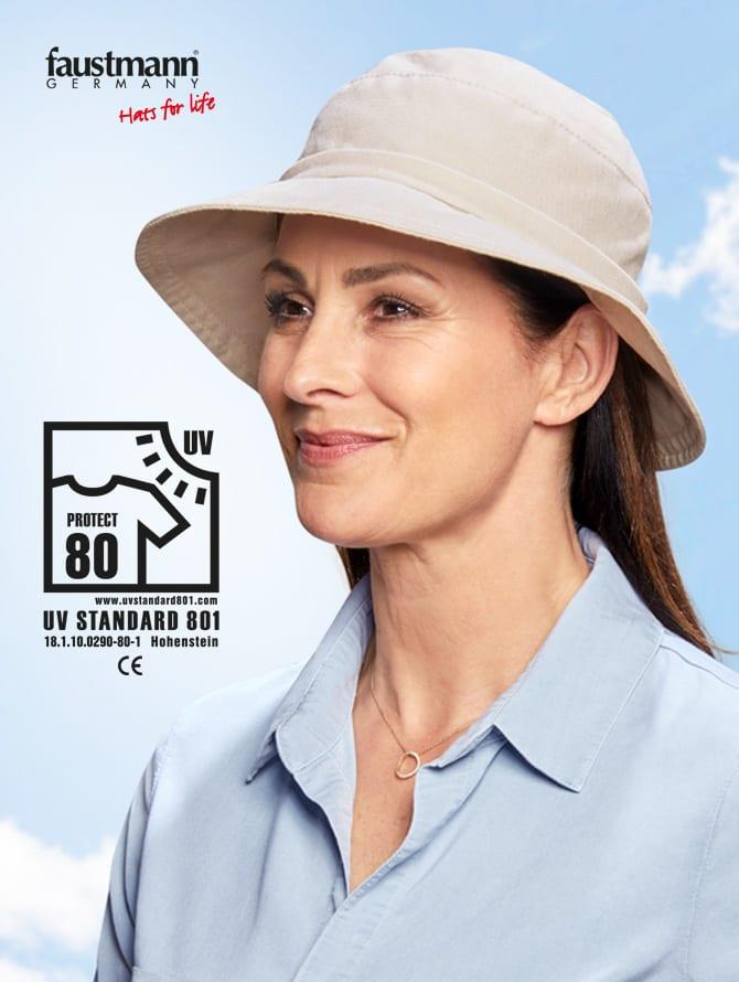 Modische und funktionale Hüte bei WELLSANA