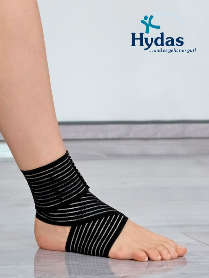 Wellsana voetbandages