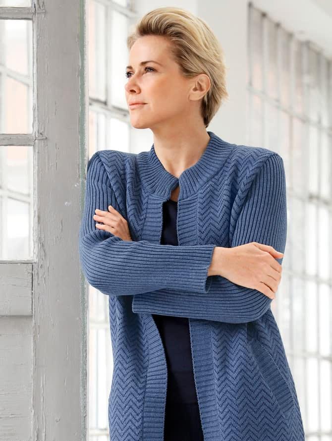 Adopter la mode femme en bleu