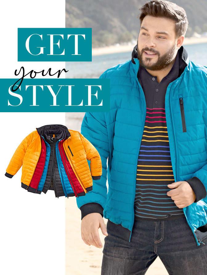 Vestes matelassées pleines de style