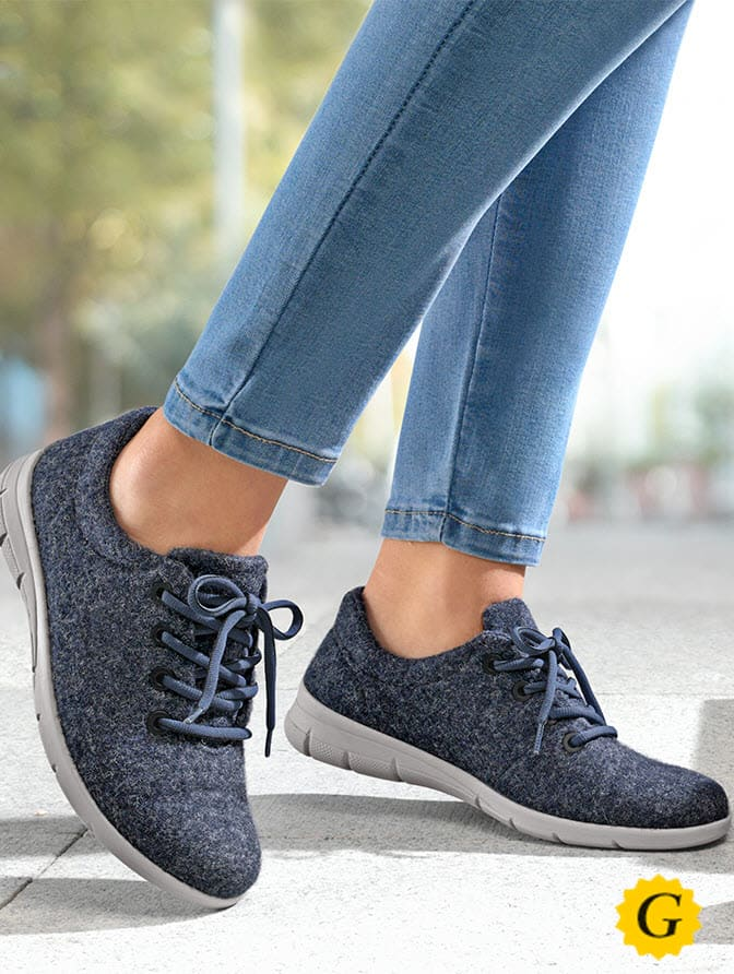 Schoenen in wijdte G
