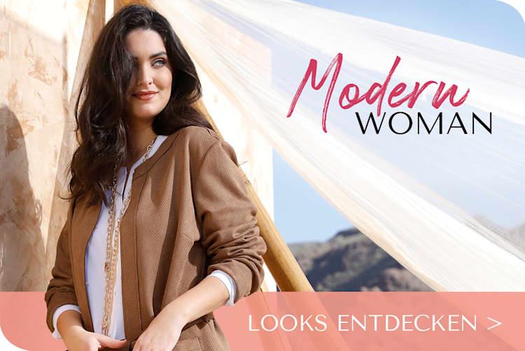 MIAMODA Grosse Grössen - entdecken Sie unsere hochwertige Kollektion: Modern Woman