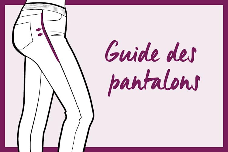 Conseil: Quels types de pantalons existe-t-il chez Meyer Mode?