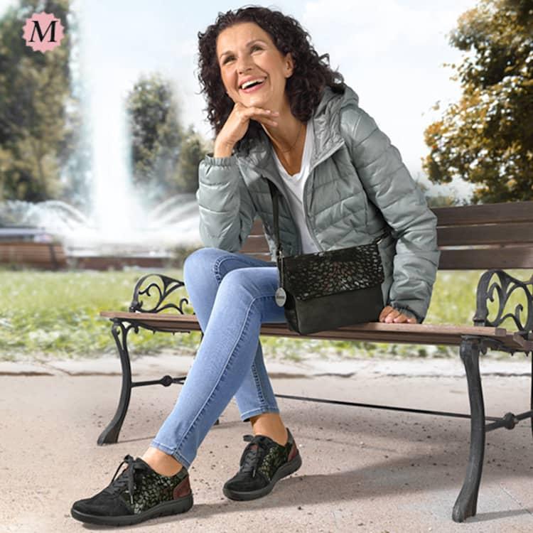 Schoenen in wijdte M