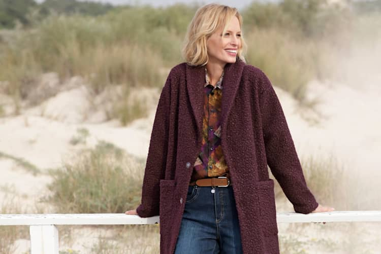 These transitional jackets will keep you cosy
