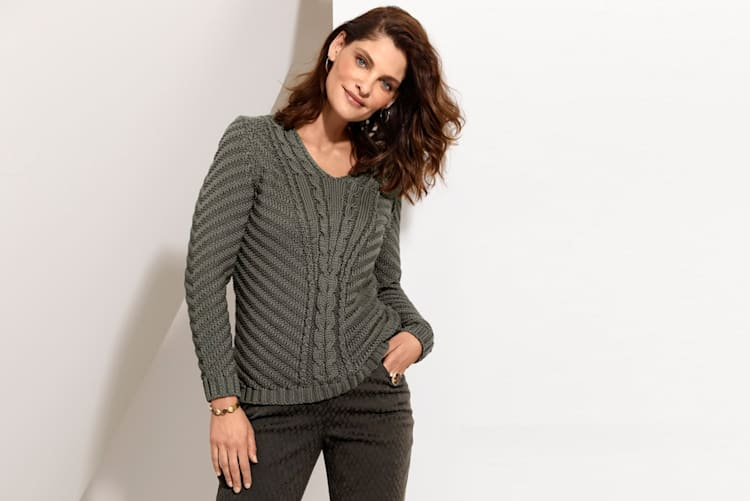 Pull-overs & maille