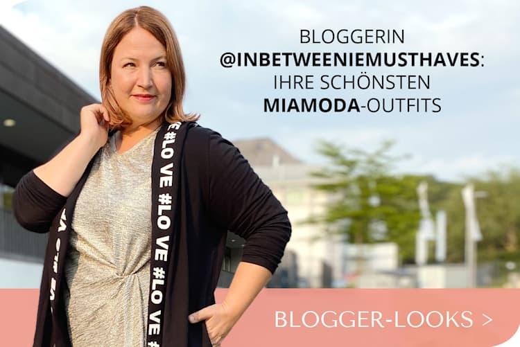 MIAMODA Grosse Grössen - Blogger Outfits - Lassen Sie sich inspirieren
