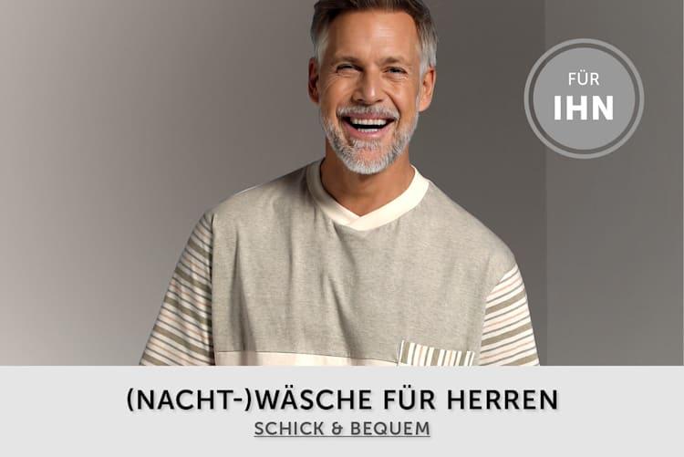Herrenwäsche Neue Herbst-/Winterkollektion