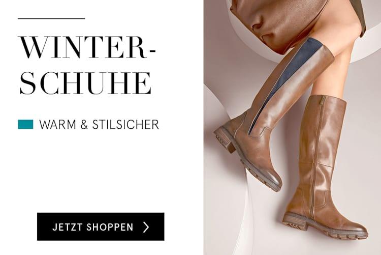 Winterschuhe für Damen online kaufen bei HAPPYsize