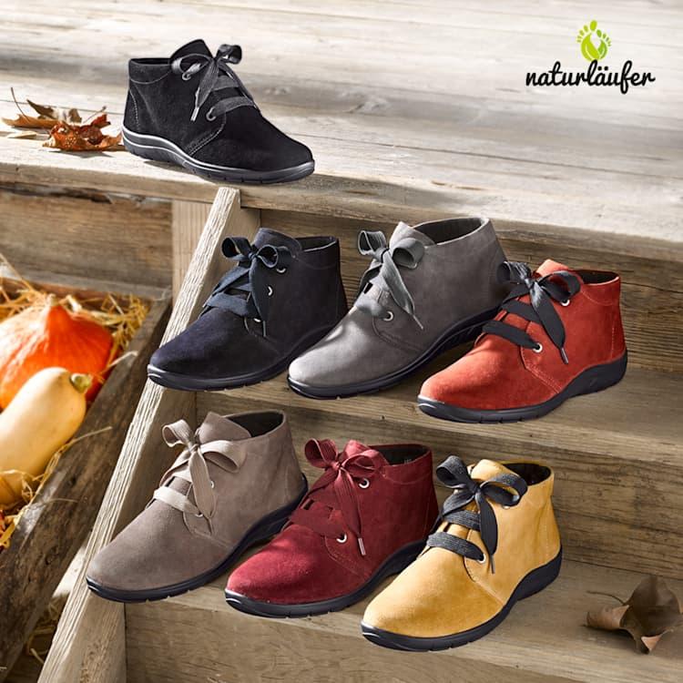Schoenen van Naturläufer bij WELLSANA: perfecte pasvorm & chique designs