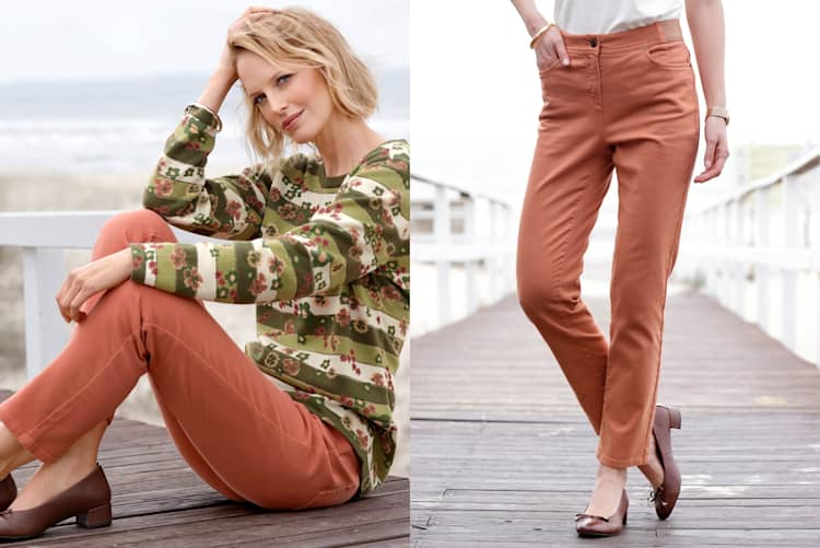 Discover our trousers