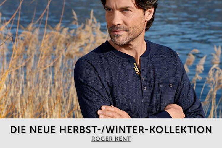 Herren Herbst-/Winterkollektion