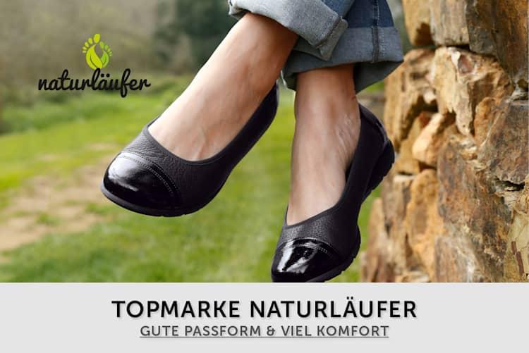 Damenschuhe Marke Naturläufer